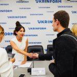 УКРІНФОРМ: презентація 300 W(omen) в Укрінформ